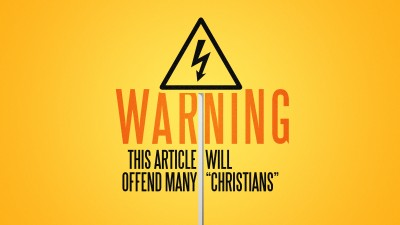 ARTICLE OFFEND MANY CHRISTIANS