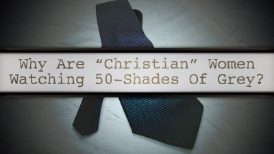 Christian Women Watching 50 Shades of Grey