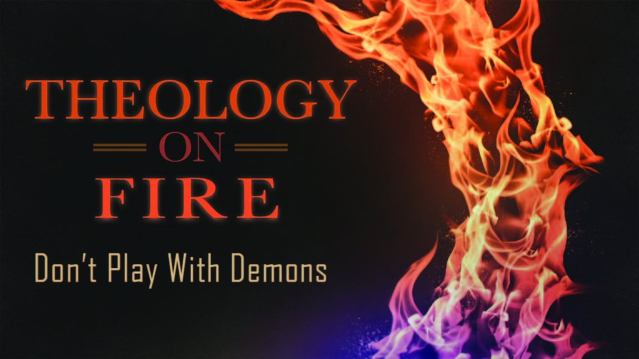 """5/6/18 """"DON'T PLAY WITH DEMONS"""" – Pastor Shane Idleman"""