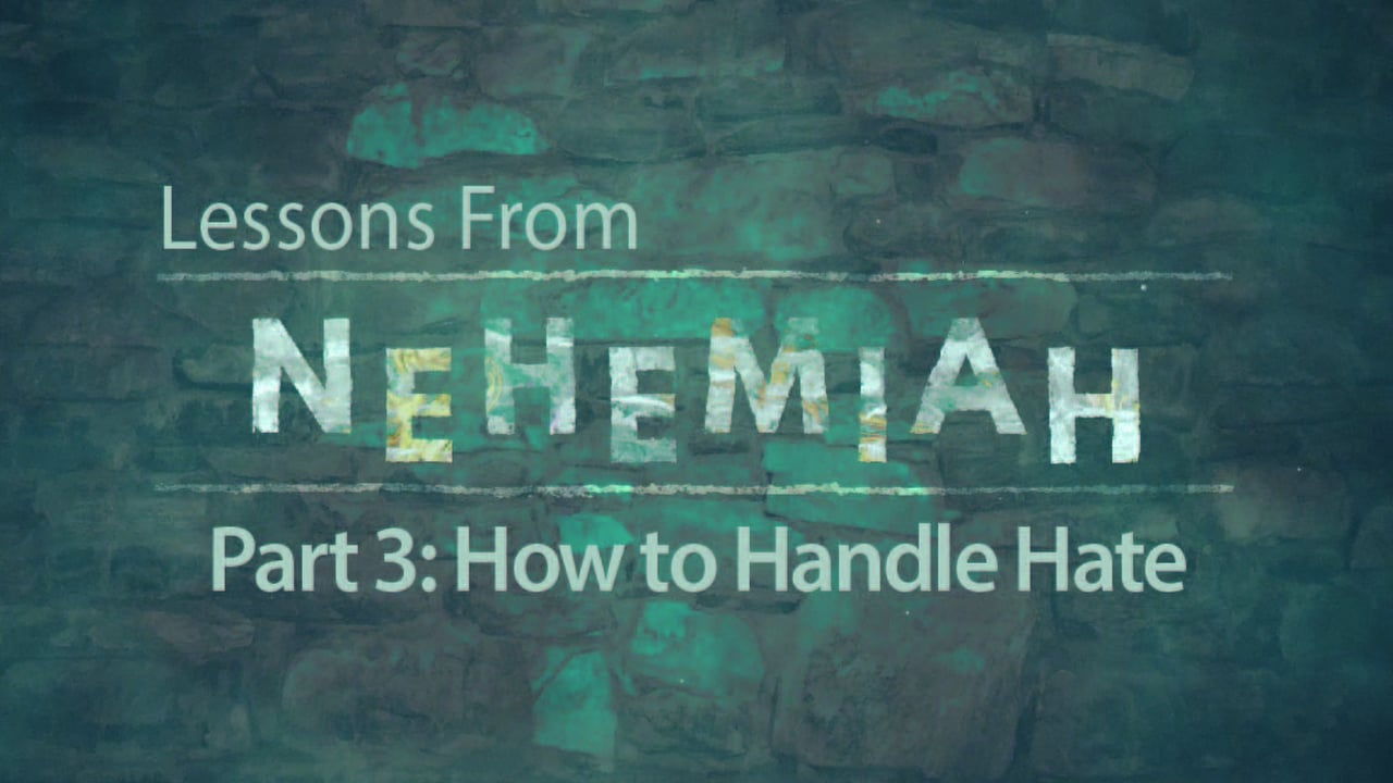 """5/2/18 """"HOW TO HANDLE HATE"""" (Don't Miss The End) – Pastor Shane Idleman"""